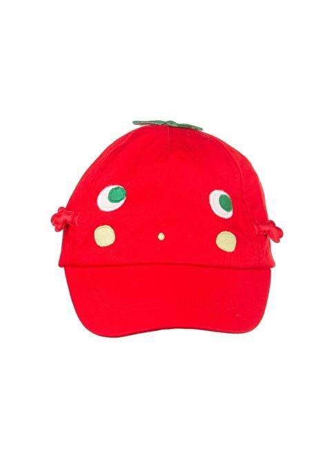 Tuc Tuc Şapka Kırmızı